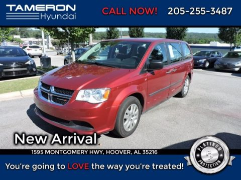 Pre-Owned 2016 Dodge Grand Caravan AVP FWD 4D Passenger Van