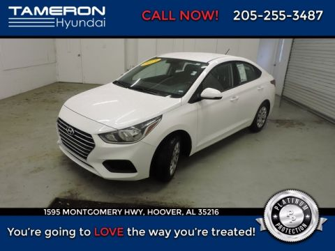 Pre-Owned 2019 Hyundai Accent SE FWD 4D Sedan