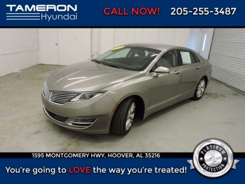 Pre-Owned 2015 Lincoln MKZ Base FWD 4D Sedan