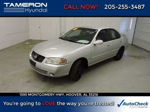Pre-Owned 2005 Nissan Sentra FWD 4D Sedan