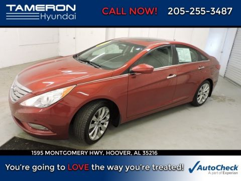 Pre-Owned 2013 Hyundai Sonata SE FWD 4D Sedan