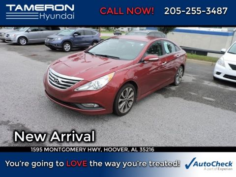 Pre-Owned 2014 Hyundai Sonata SE FWD 4D Sedan