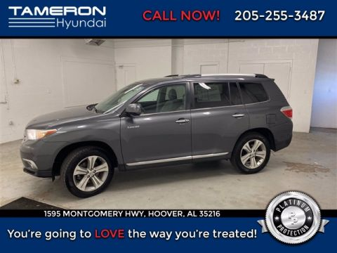 Pre-Owned 2013 Toyota Highlander Limited FWD 4D Sport Utility